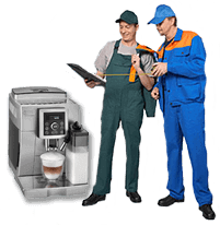 Ремонт кофемашин на дому